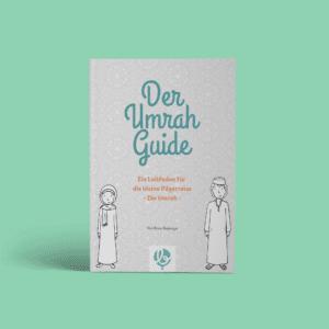 """Bild vom Buchcover des Buches """"Der Umrah Guide"""" - Ein Leitfaden für die kleine Pilgerreise"""
