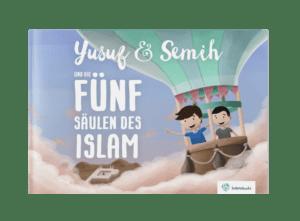 Fünf Säulen des Islam - Personalisiertes Kinderbuch